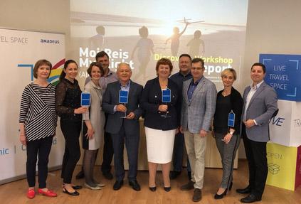 Amadeus и «АЛЬЯНС-ТРЭВЕЛ» объявляют о продлении стратегического сотрудничества