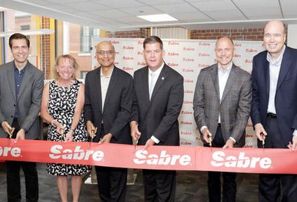 Sabre открывает инновационную лабораторию в Бостоне