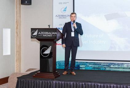 Компания Amadeus выступила партнером международной конференции в Баку по вопросам цифровизации туристической отрасли