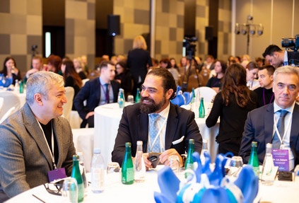 Сообщество отельеров Global Hospitality Club вновь встретилось на конференции Hospitable Business