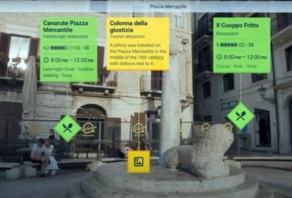 Augmented.city: дополненная реальность на благо туризма в эпоху постпандемии