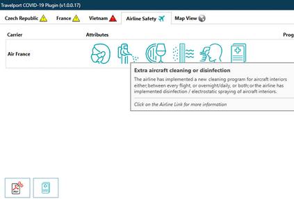Вышла новая версия Travelport COVID-19 Plugin для Smartpoint