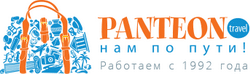 пантеон логотип