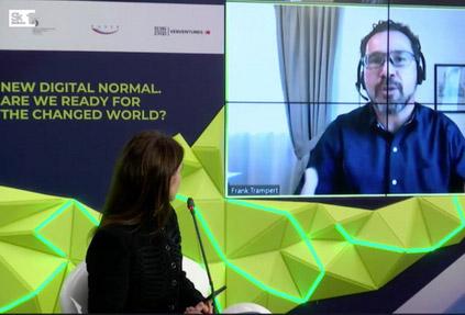 Sabre рассказал о перспективах индустрии гостеприимства на форуме «Открытые инновации»