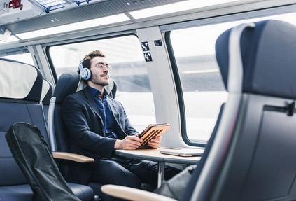 Amadeus и Deutsche Bahn расширяют возможности продаж путешествий на ж/д вокзалах