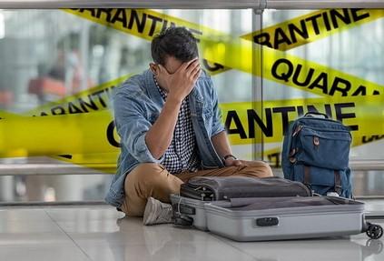 Путешествия во время пандемии: куда можно ехать спокойно, а где ждет карантин