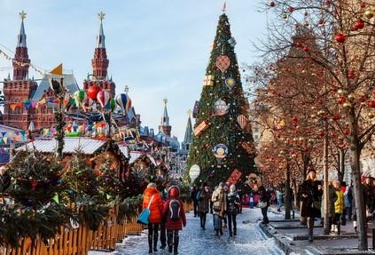 Куда и за сколько россияне путешествовали на новогодние праздники