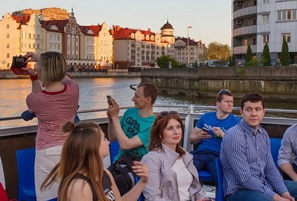 В Калининграде обещают запустить для туристов сервис, который составит конкуренцию Booking.com