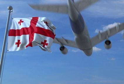Поиски авиабилетов в Грузию выросли в шесть раз