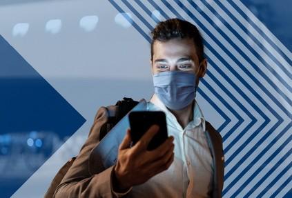 Экосистема безопасных путешествий Amadeus Safe Travel помогает в проверке статуса здоровья пассажира
