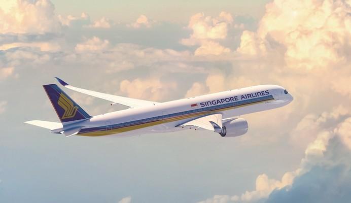 singapore airlines samolety