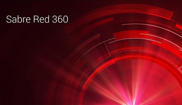 sabre red 360