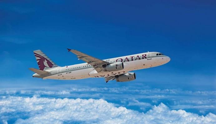 qatar airways самолеты