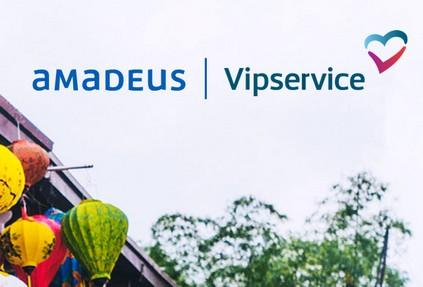 Партнерство Холдинга Випсервис и Amadeus откроет клиентам доступ к бронированию свыше 1 млн гостиниц по всему миру